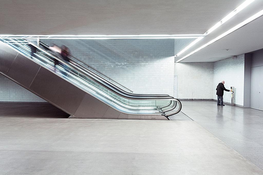 Underground Station | Souto de Moura | Porto | Portugal