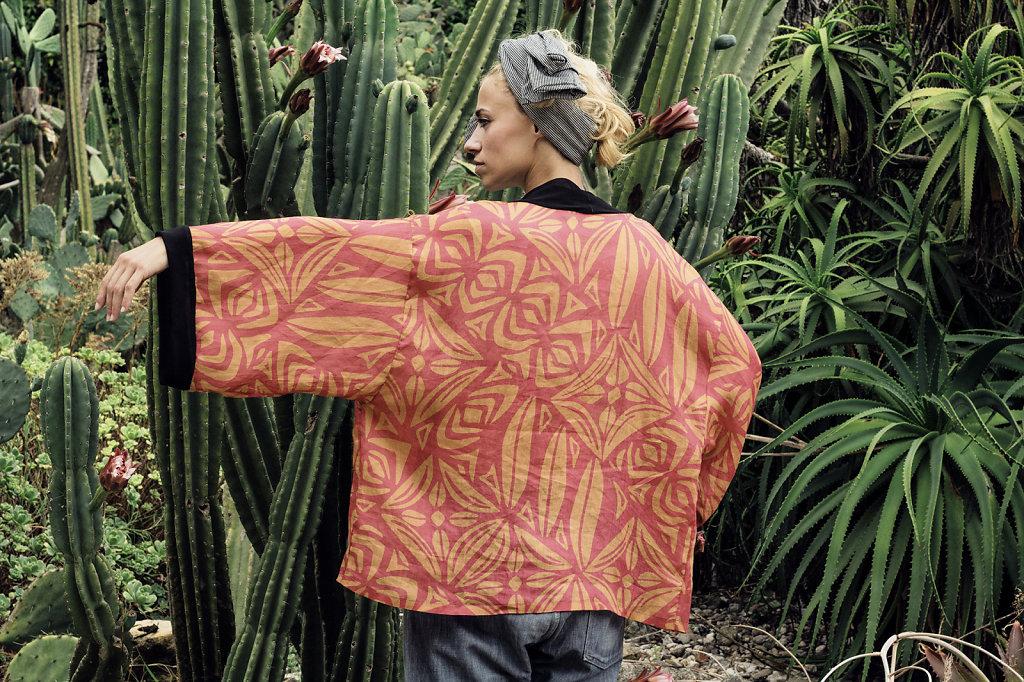 Anja Calas Kimono Couture